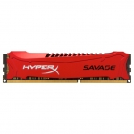 Модуль памяти Kingston HyperX Savage, HX318C9SR/4, DDR3, 4 GB