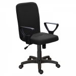 Кресло Zeta Квадро Н, черный