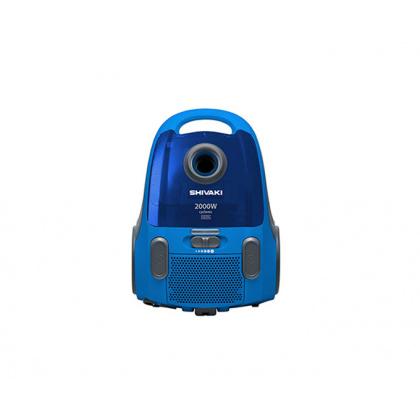 Пылесос Shivaki VCC 0120, blue