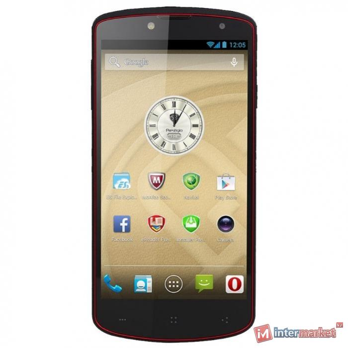 Смартфон Prestigio MultiPhone 7500 (PAP7500) 16 Gb, Black