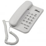 Телефон проводной Ritmix RT-320 белый