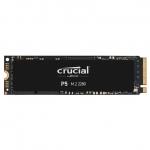 Твердотельный накопитель 500Gb SSD Crucial P5 3D NAND M,2 PCIe NVMe Gen3 R3400Mb/s W3000MB/s CT500P5SSD8